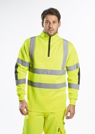 Bluza robocza odblaskowa B308 Portwest
